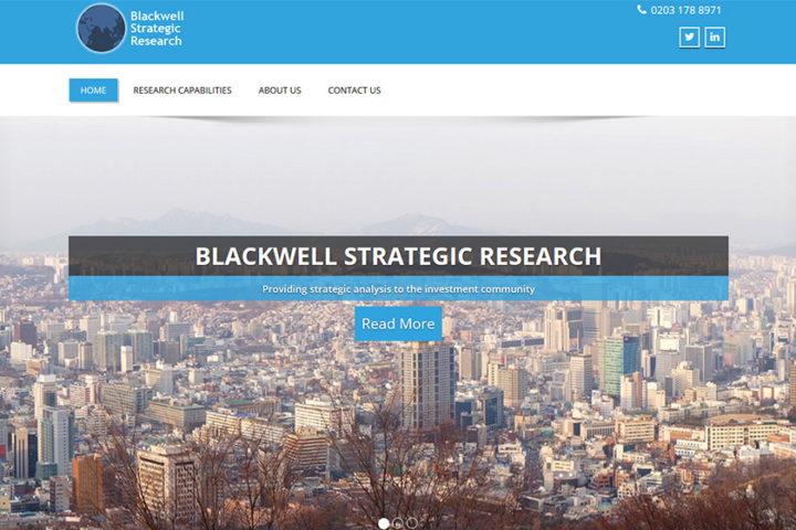 Blackwell Strategic Research