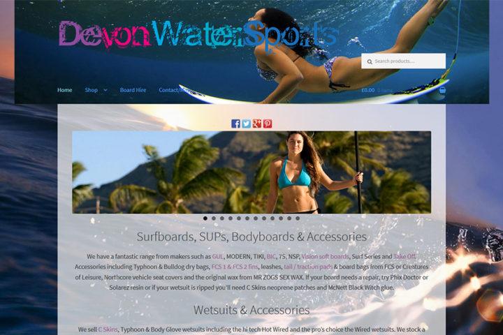 Devon Water Sports