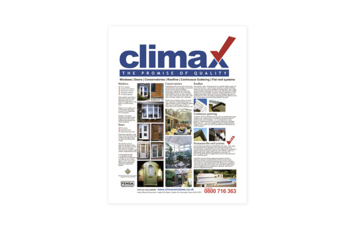 Climax advert 2