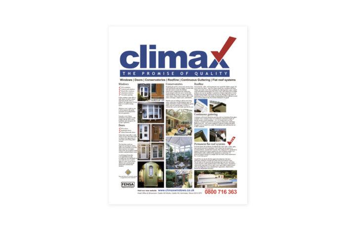 Climax advert 2