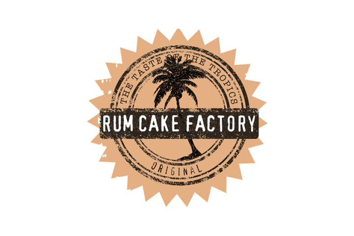 Rum Cake Factory logo