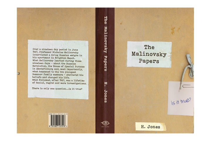 The Malinovsky Papers book cover